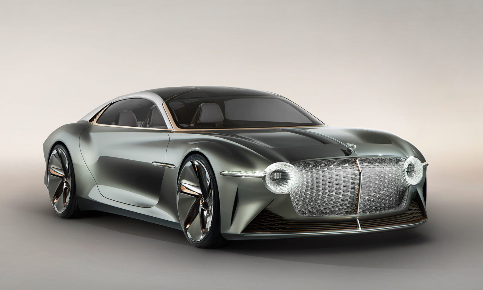 Bentley EXP 100 GT Electric Concept