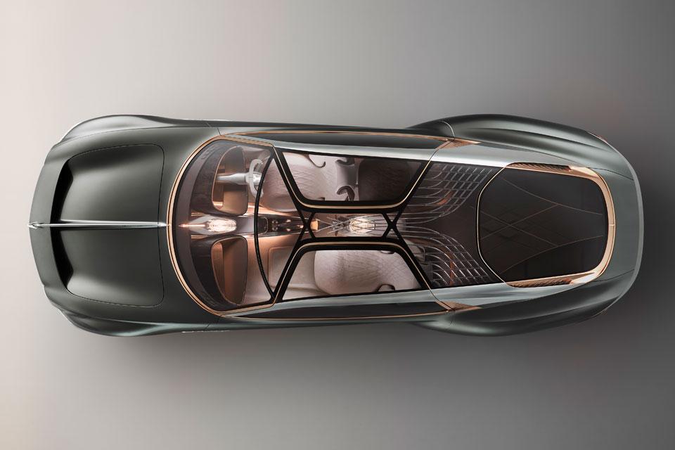 Bentley EXP 100 GT Electric Concept