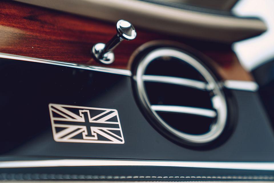 Bentley Flying Spur for Elton John Aids Foundation Gala