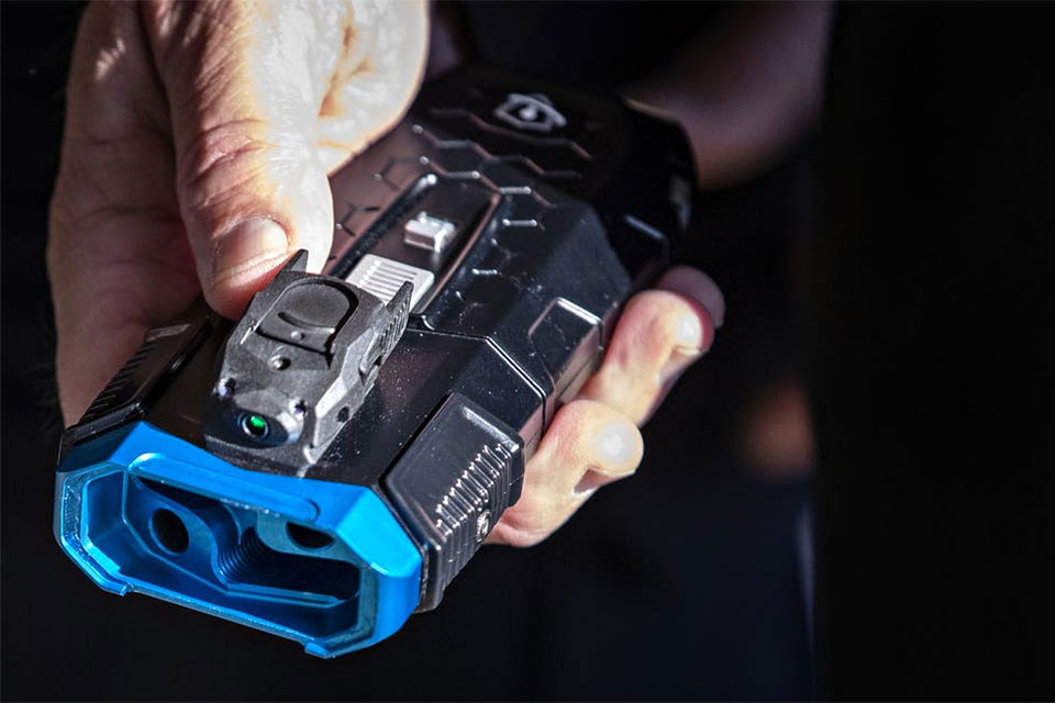 BolaWrap Hand-held Remote Restraint Device