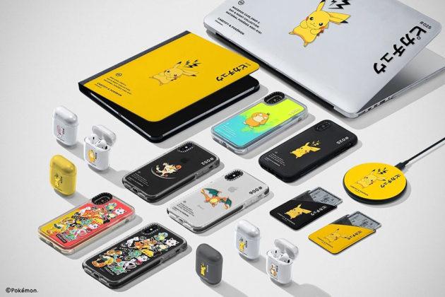 CASETiFY x Pokémon Pokédex Collection