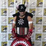 Native American Interpretation Of <em>Captain America</em> Cosplay Will Put A Smile On Your Face