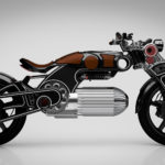 Curtiss Unveiled Yet Another Electric Motorcycle Destined For Production In 2020