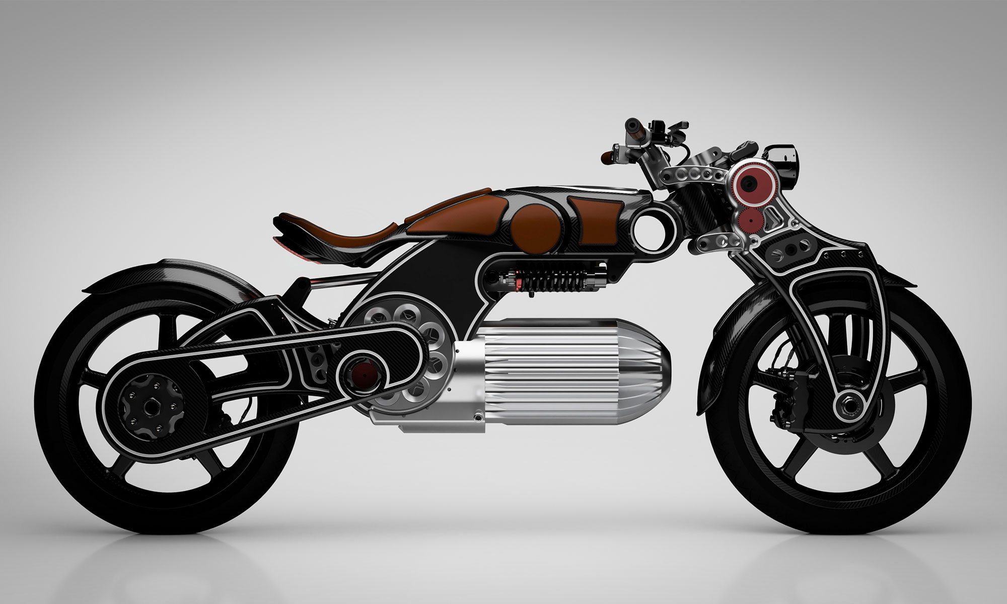 Curtiss Unveiled Yet Another Electric Motorcycle Destined ...