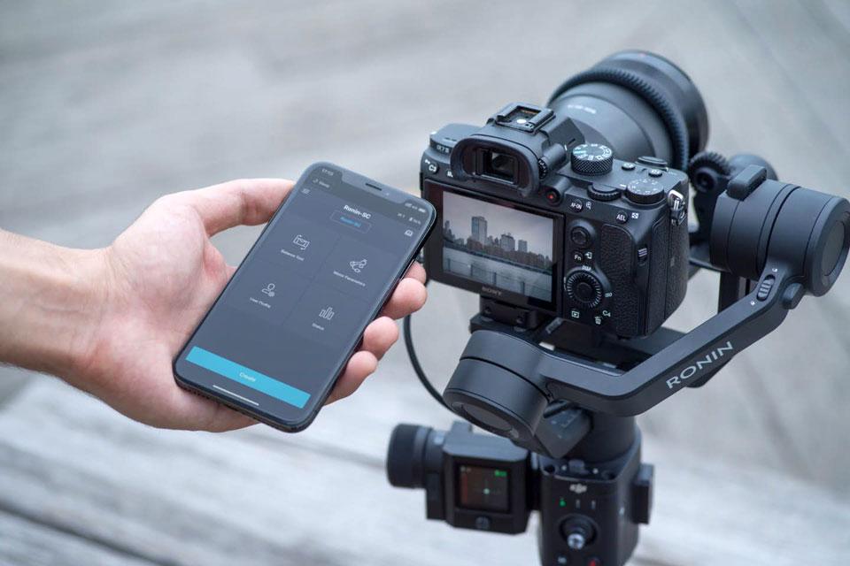 DJI Ronin-SC Handheld Stabilizer