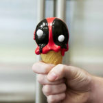 Many Faces Of <em>Deadpool</em> Now Includes Him As A Scoop Of Ice Cream