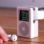 You Can Turn Your Apple Watch Into A Classic iPod With Elago W6 Stand For Apple Watch