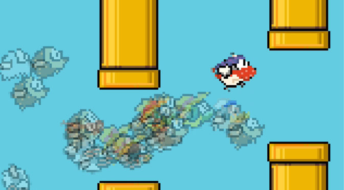 Flappy Royale Mobile Game Beta