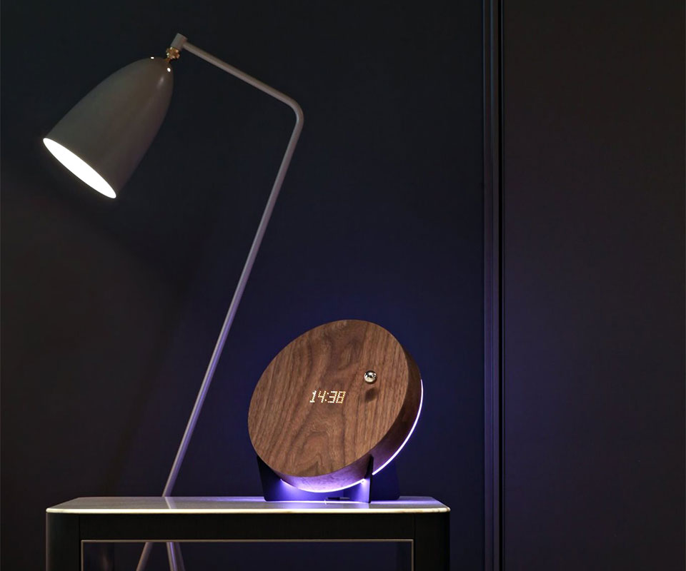Flyte Story World's First Levitating Clock