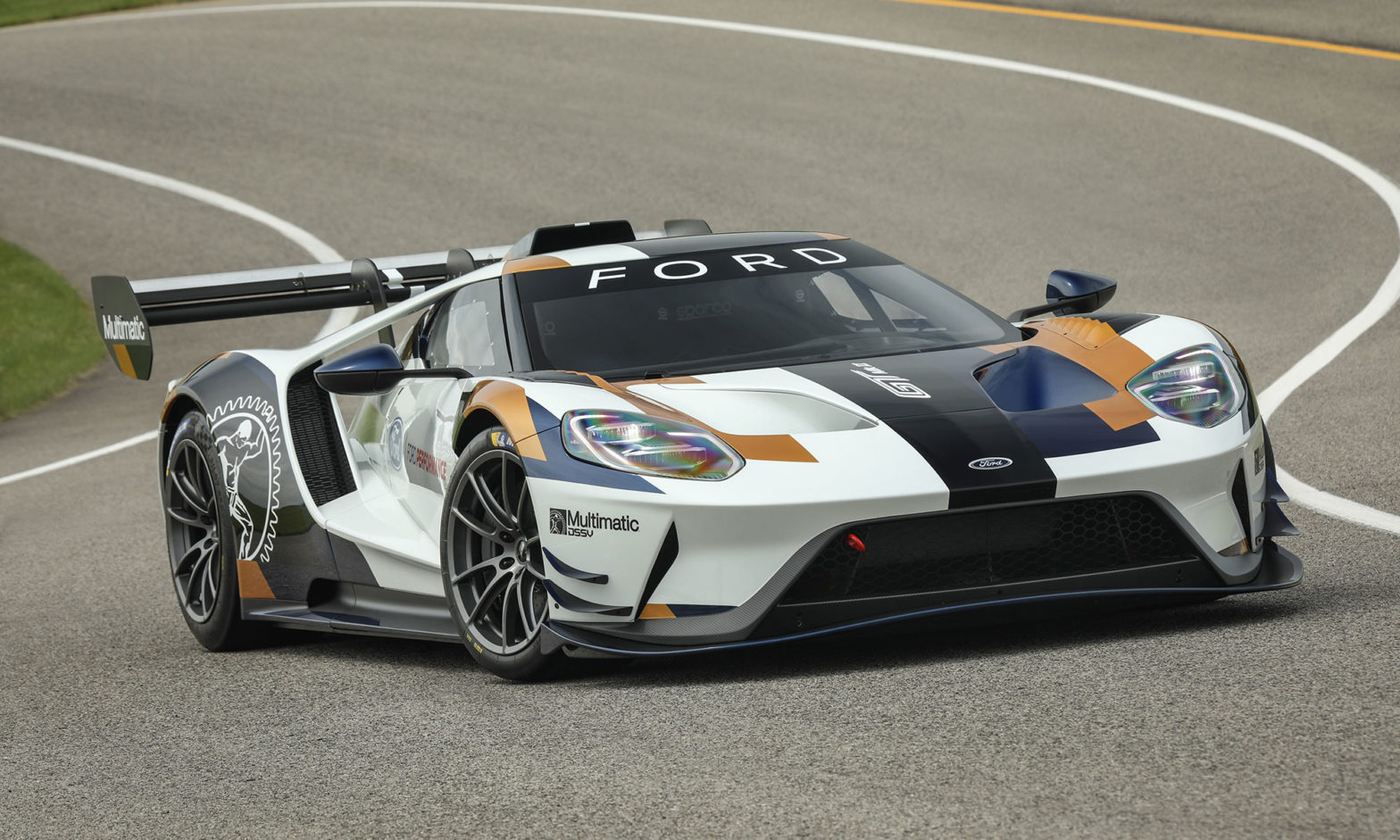 Ford GT MK II Supercar Goodwood