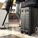 G-RO The Six Completely Rethinks Carry-on Suitcase, Wants You To Push Instead Of Pull