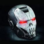 Hasbro Releases <em>Marvel Future Fight</em>-Inspired <em>Punisher</em> War Machine Helmet