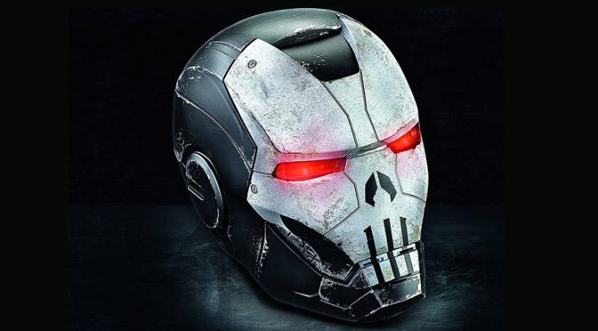 Hasbro Punisher Iron Man Helmet