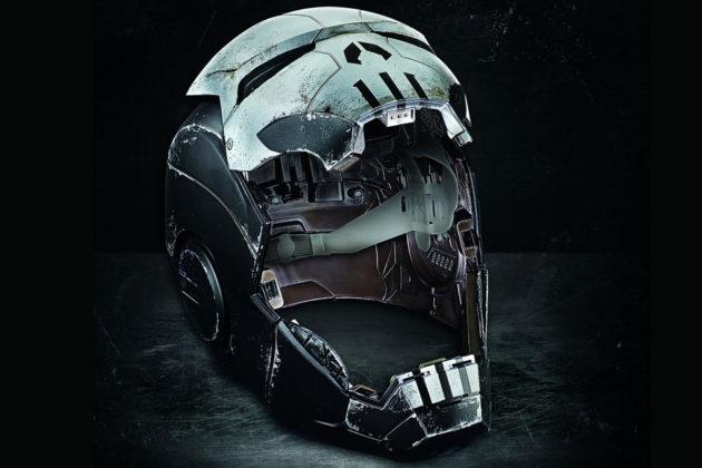 Hasbro Punisher Iron Man Helmet