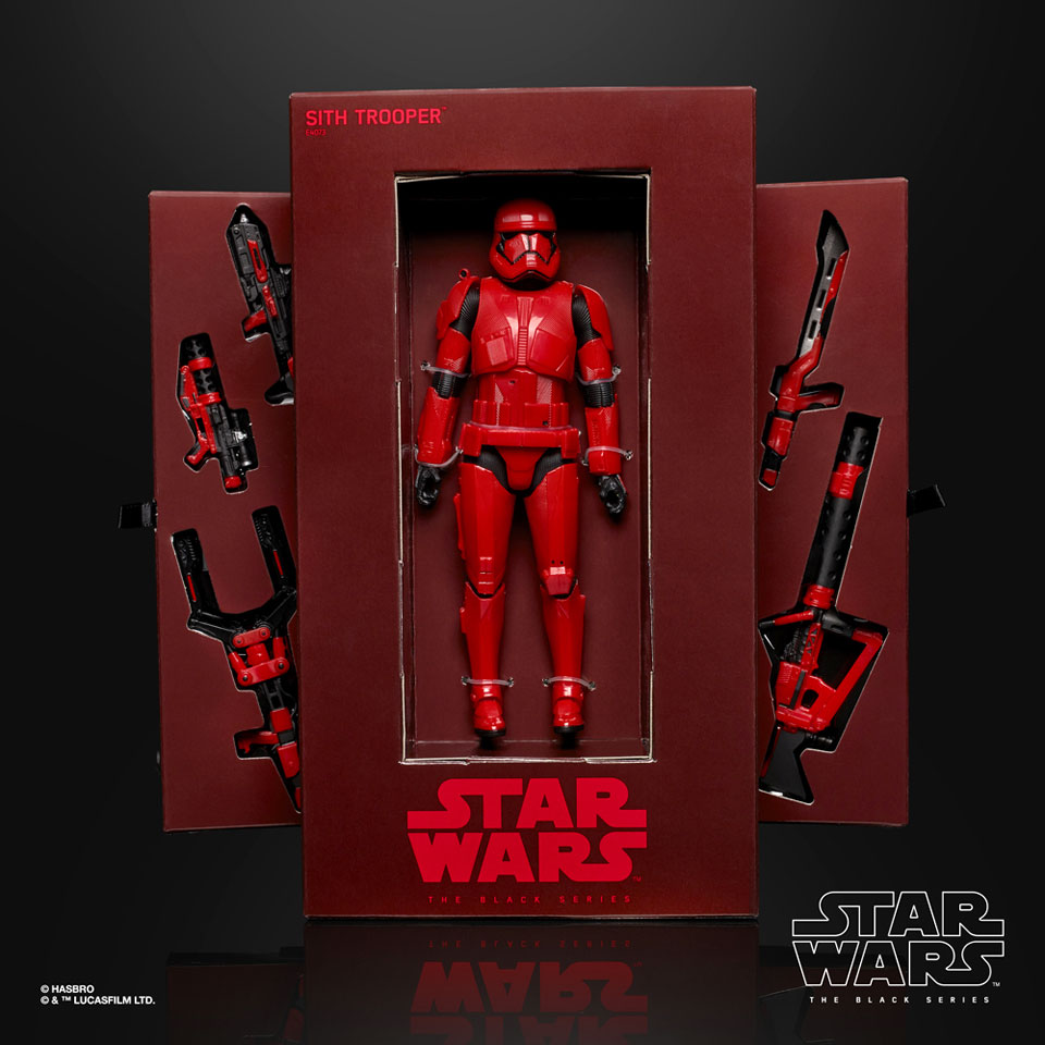 Hasbro The Black Series Sith Trooper