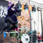 In Finland, Heavy Metal Knitting Championships Gave Birth To Headbanging Knitters