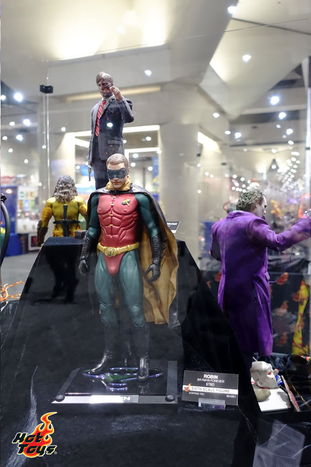 Hot Toys at San Diego Comic-Con 2019