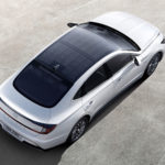 Hyundai Debuts Sonata Hybrid With Solar Roof System To Increase Electric Range