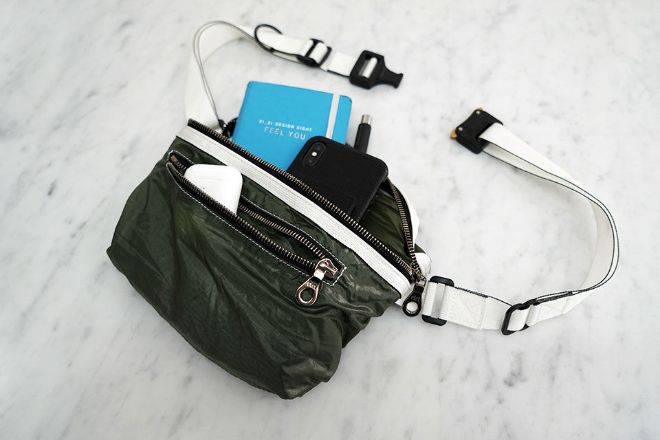 KILLSPENCER Parachute Belts Bag 2.0