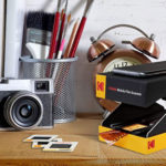 Kodak Mobile Film Scanner Is A $40 Cardboard Scanner For Digitizing Negatives And Slides