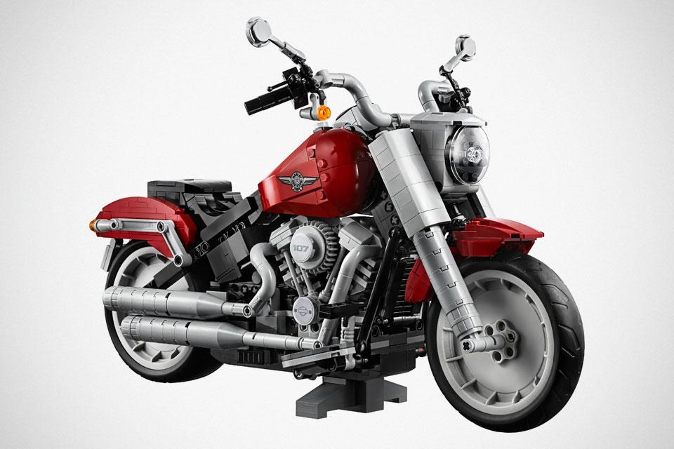 LEGO 10269 Creator Expert Harley-Davidson Fat Boy