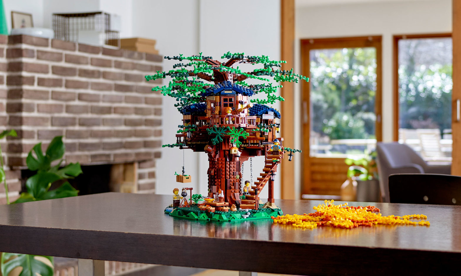 LEGO Ideas 21318 Tree House Revealed
