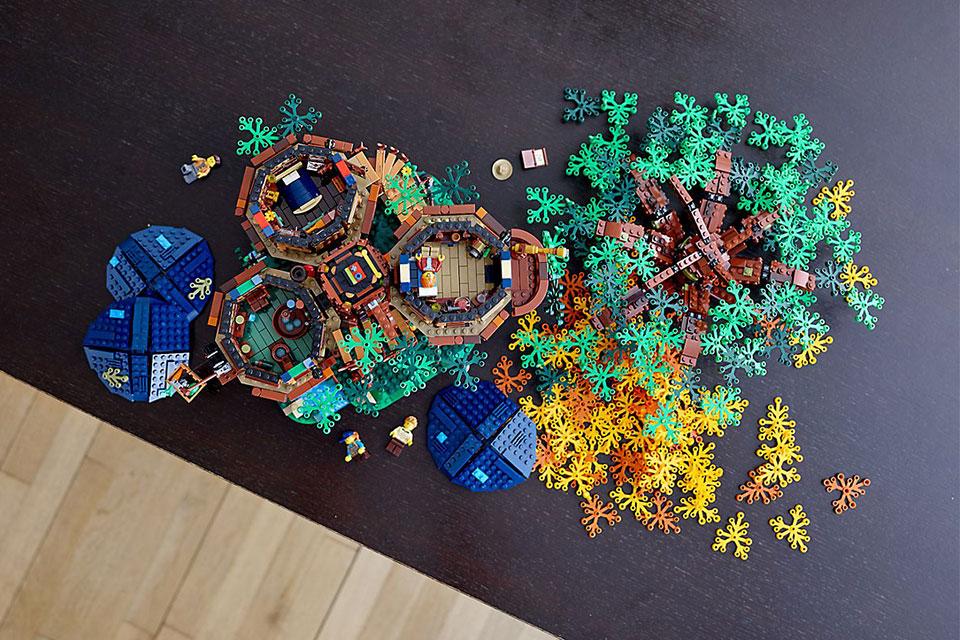LEGO Ideas 21318 Tree House Revealed