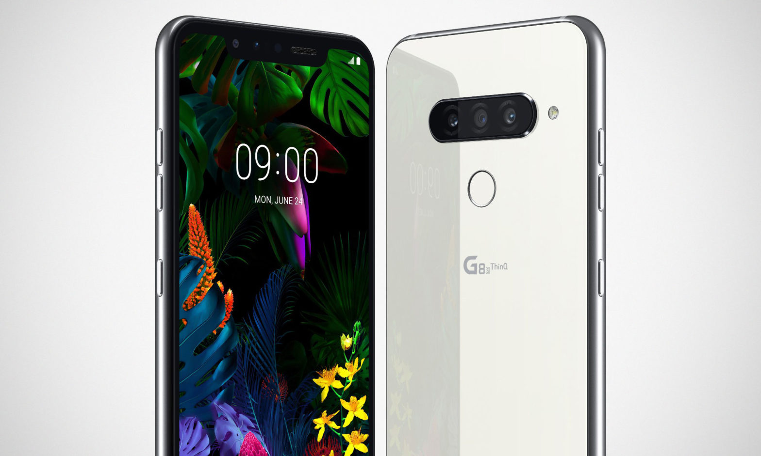 LG G8S ThinQ Smartphone
