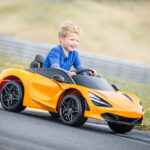 McLaren 720S Ride-On Toy Boasts Its Own Onboard Infotainment System