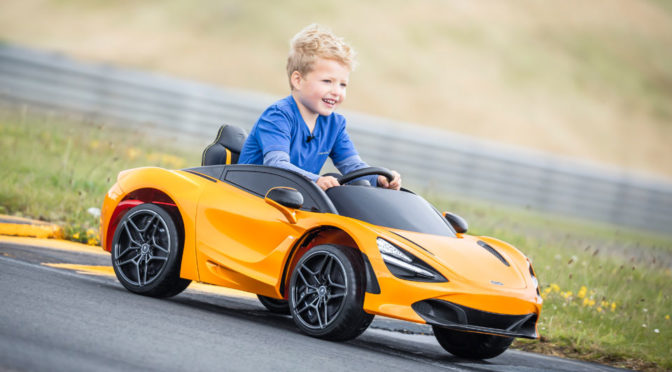McLaren 720S Ride-On Toy