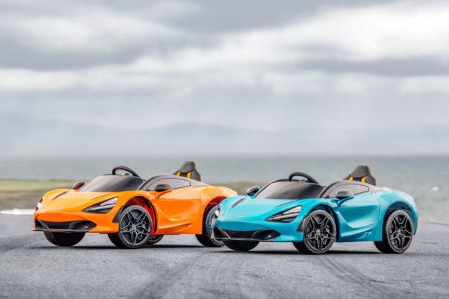 McLaren 720S Ride-On Toy