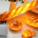 Believe It Or Not, There's Actually Night Light Made From Real Bread