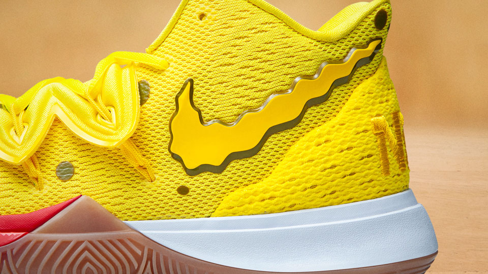 Nike Kyrie x Spongebob Squarepants Collection