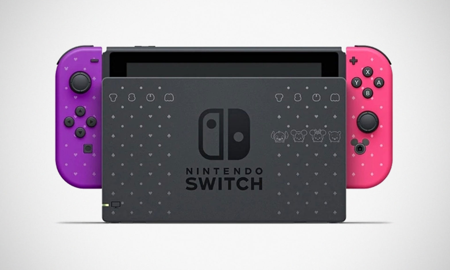 Nintendo Switch Disney Edition Console