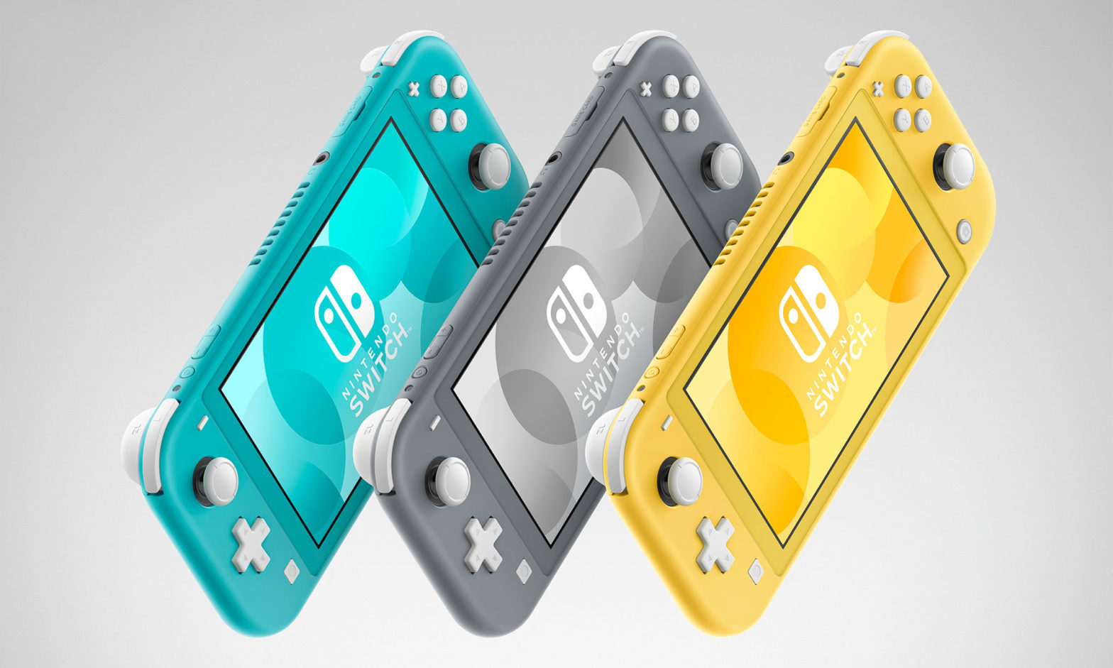 Nintendo Switch Lite Handheld Gaming Device