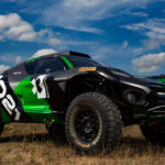 Extreme E Unveiled 550 HP E-SUV At Goodwood Festival of Speed