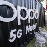 Oppo Turned A 40-FT Shipping Container Into A Hotel To Demonstrate The Power Of 5G Network