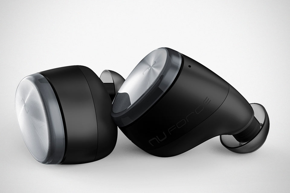 Optoma NuForce BE Free6 True Wireless Earbuds