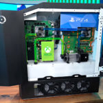 This Insane Gaming PC Is Packed With A PS4 Pro, A Xbox One X, A Nintendo Switch And Plays PC Games Too