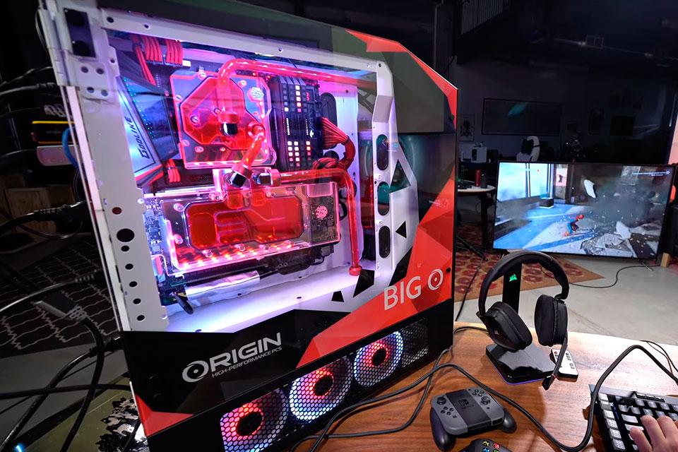 Origin PC Big O 2.0 All-In-One Gaming Rig