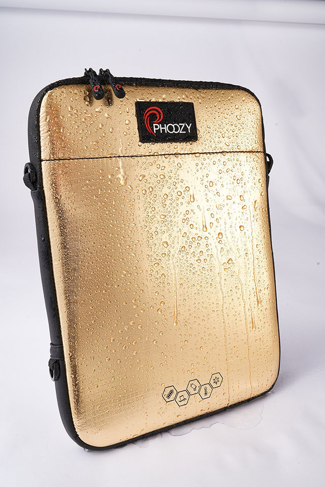 PHOOZY Thermal Capsule iPad and MacBook
