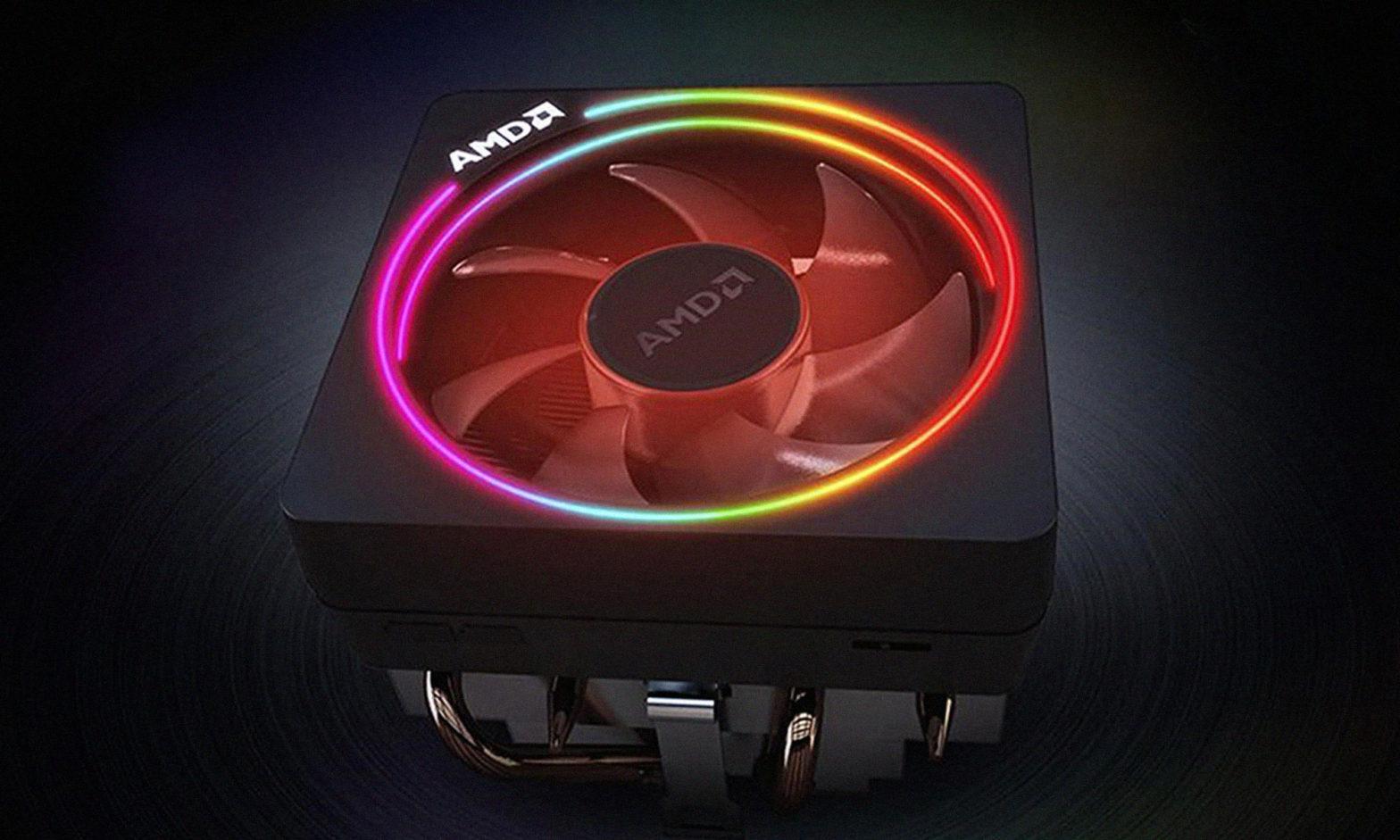 Razer Chroma for AMD Wraith Prism Cooler