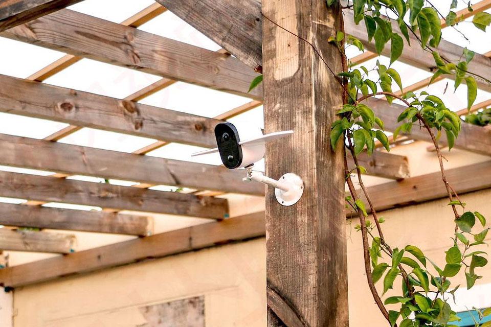 Soliom Bird S60 Solar Security Camera