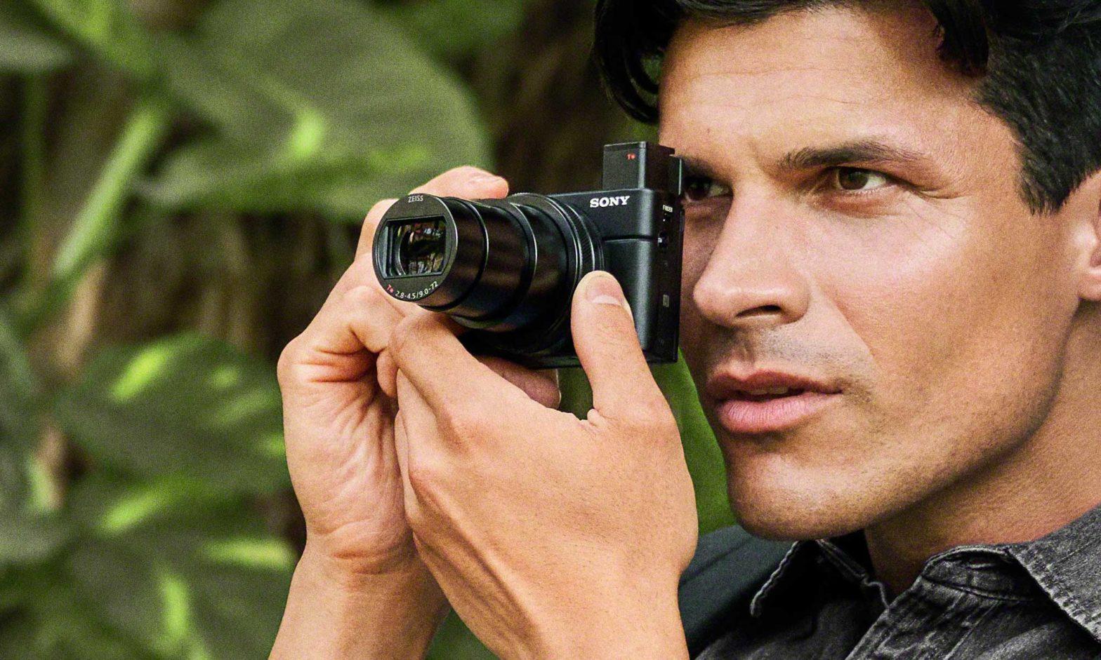 Sony Cyber-shot RX100 VII Camera