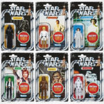 Previously Sold Out Re-released <em>Star Wars</em> Retro Action Figures Now Available For Pre-order