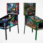 Stern Pinball Announced New <em>Jurassic Park</em> And <em>Star Wars</em> Pinball Machines