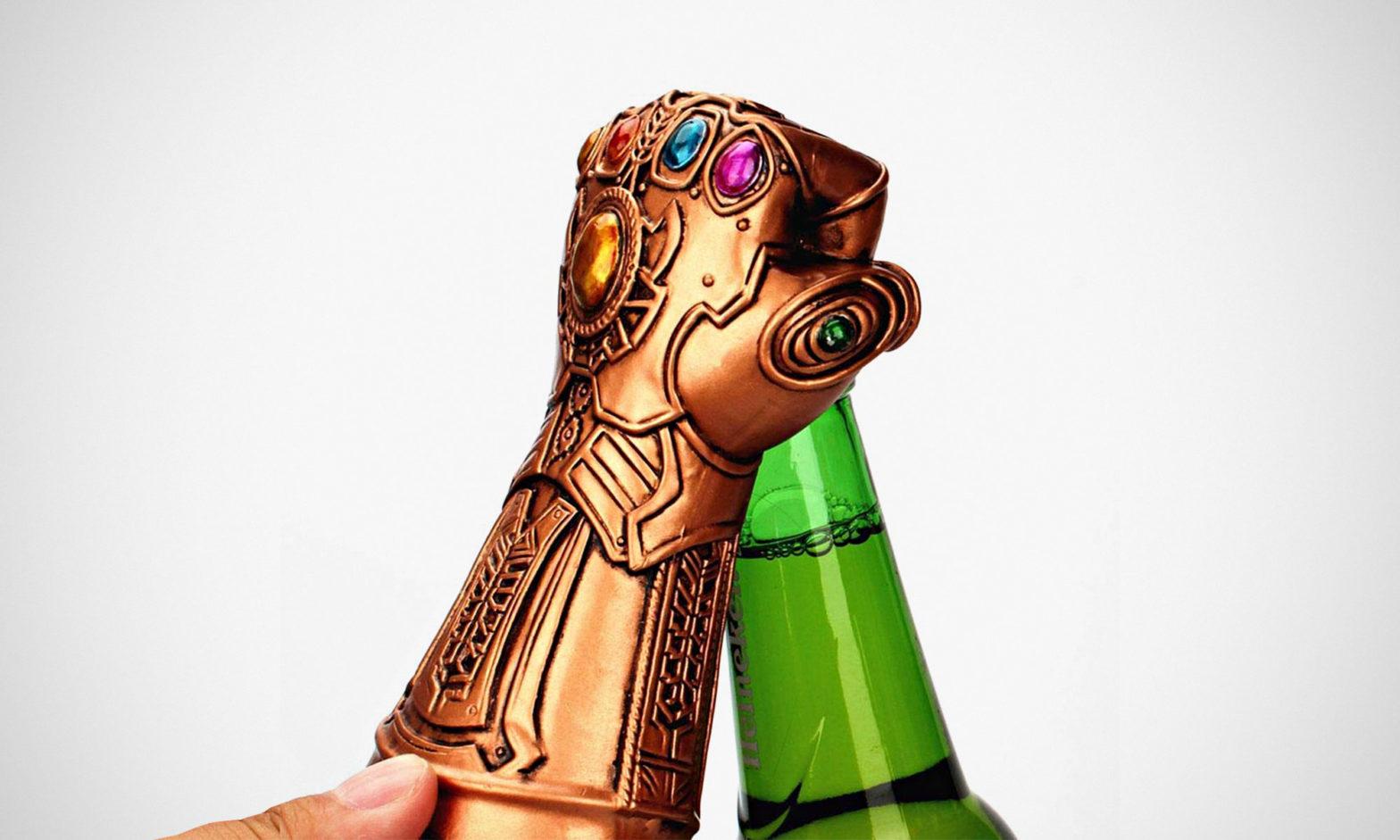 Thanos Infinity Gauntlet Bottle Opener