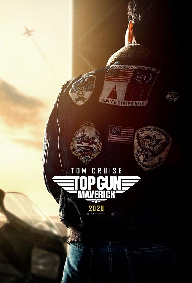 Top Gun: Maverick First Official Trailer