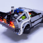The Most Detailed LEGO BTTF DeLorean Time Machine Since Orion Pax's