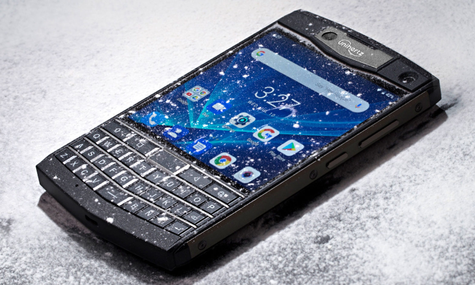 Unihertz Rugged QWERTY Smartphone